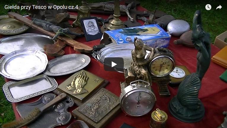 Giełda przy Tesco w Opolu cz.4